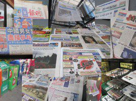 Ethnic newspapers