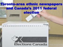 Election post photo